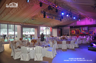Wedding tent for rental