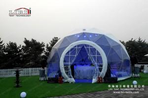 Sphere tent 8