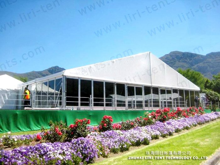 our high quality wedding tent in cape town (2)