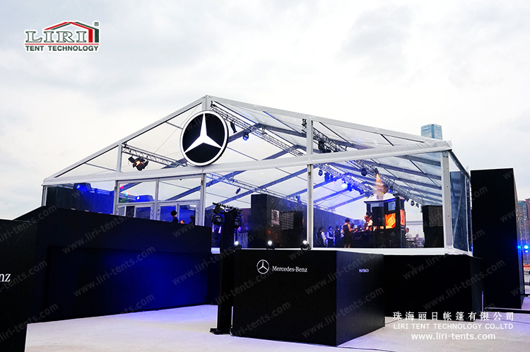transparent tent for events 2