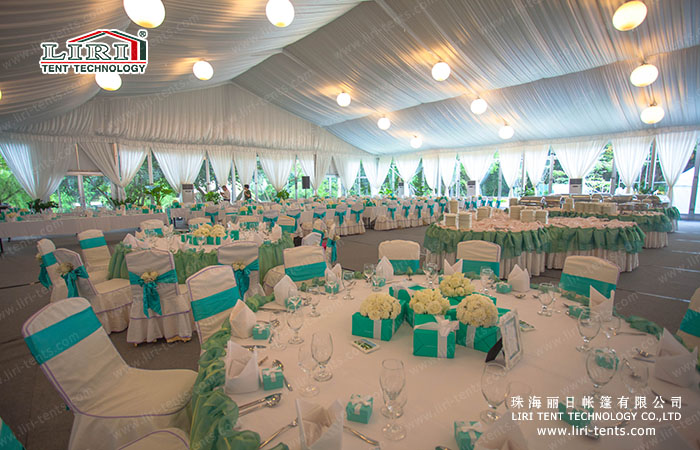 50m wedding tent
