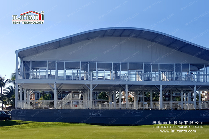 tent in Puerto Rico for golf events (3)