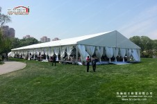 Big tent for wedding party and outdoor events