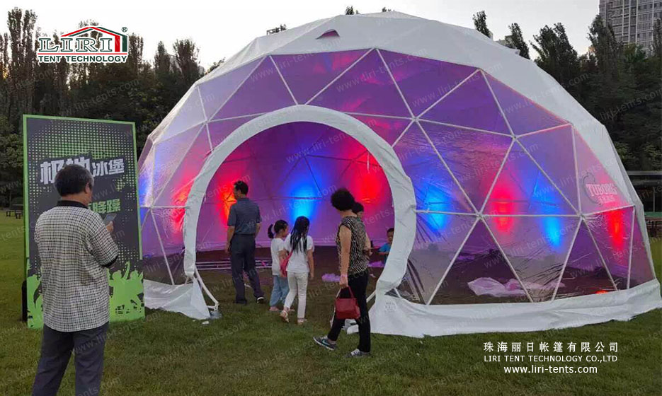 & Geodesic Dome Tent - Large Dome Tents