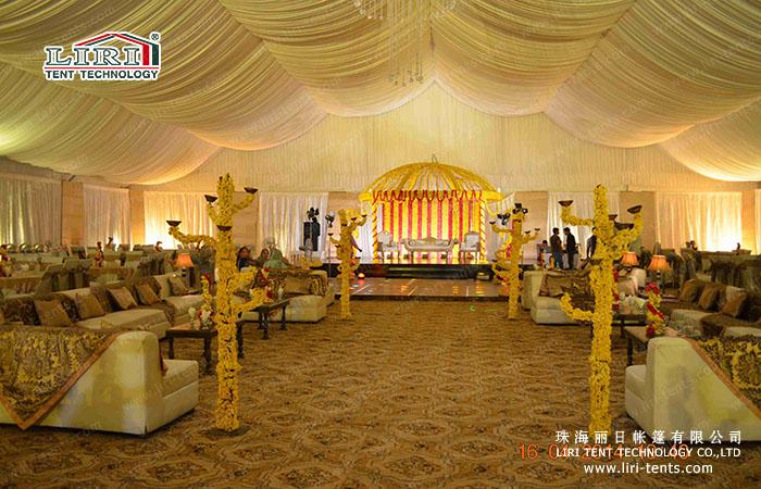 Wedding Tent introduce